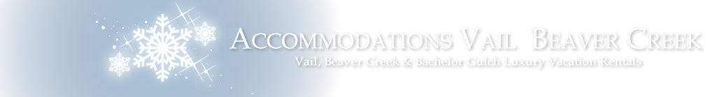 Accommodations Vail Beaver Creek logo